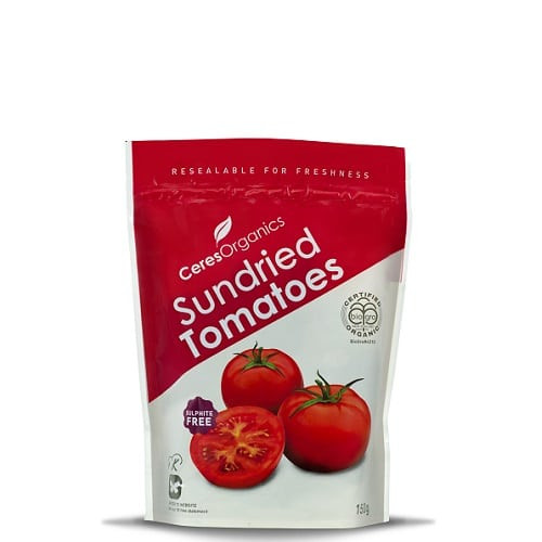 Sundried Tomatoes Organic 150g - Ceres
