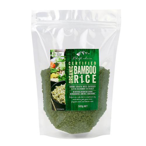 Bamboo Rice Organic 500g - Chefs Choice
