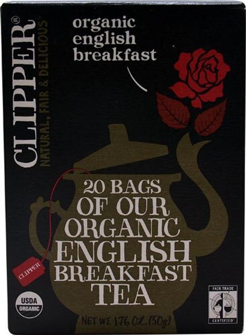 English Breakfast Tea Organic 20 bags - Clipper