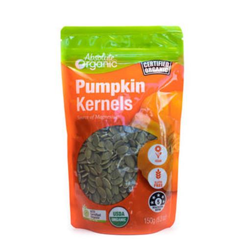 Pumpkin Seeds (Pepitas) Raw Organic 150g - Absolute Organic