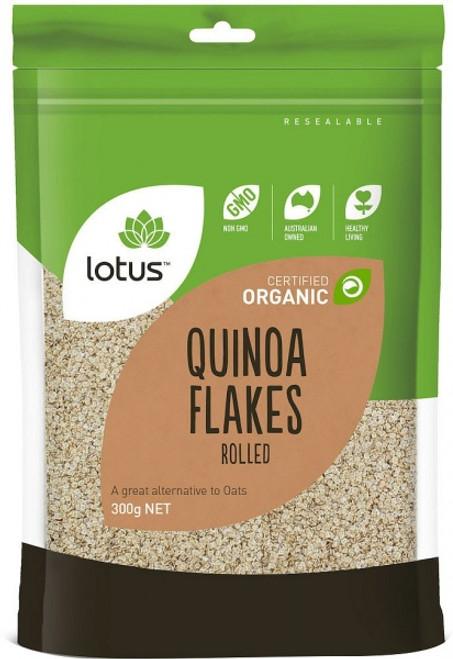 Quinoa Flakes Organic 300g - Lotus