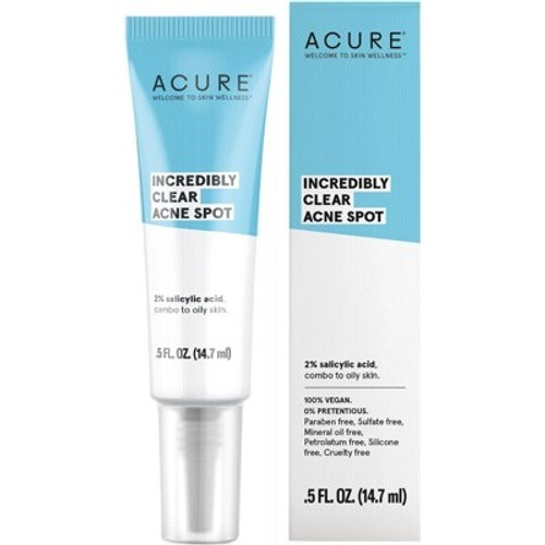 Incredibly Clear Acne Spot Treatment 14.7ml - Acure