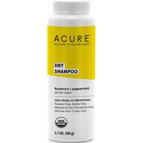 Dry Shampoo All hair types 58g - Acure