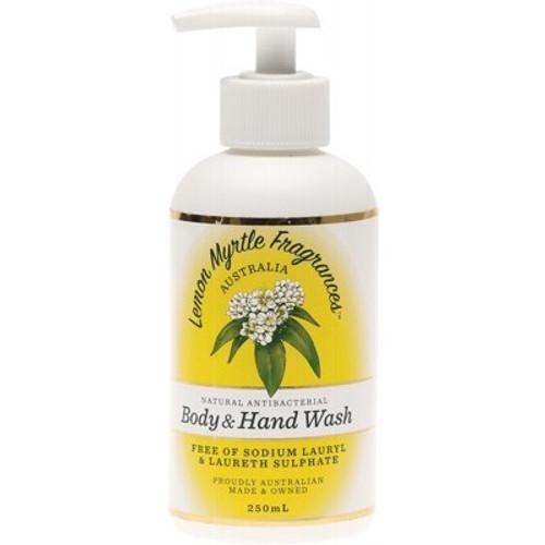 Hand & Body Wash 250ml - Lemon Myrtle Fragrances