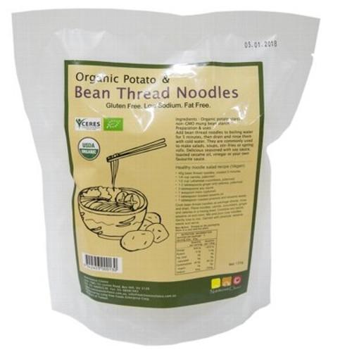 Bean Thread with Organic Potato Noodles 135g - Nutritionist Choice