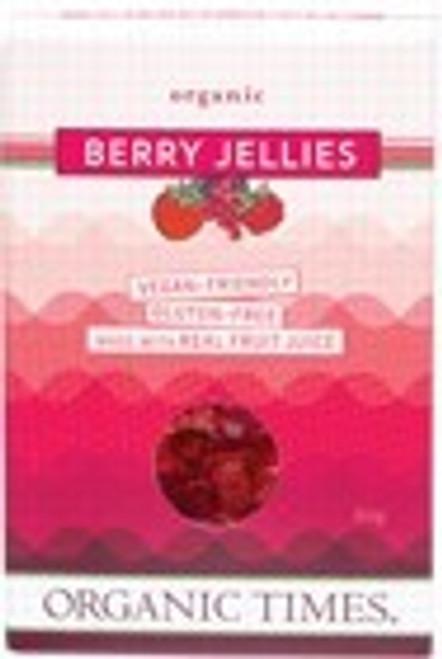 Berry Jellies 80g - Organic Times
