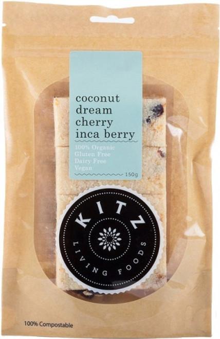Coconut Dream Cherry Inca Berry Organic 150g - Kitz