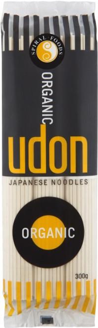 Udon Noodles Organic 200g - Spiral
