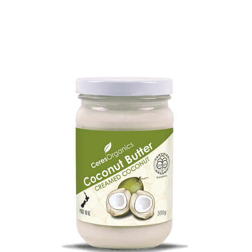 Coconut Butter Organic 300g - Ceres Organics