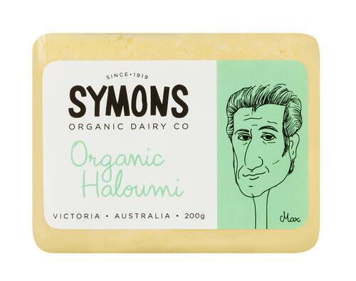 Haloumi Organic 150g - Symons