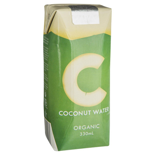 Coconut Water Organic 330ml - C Coconut Water