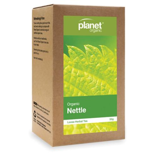 Nettle Organic Loose Leaf Tea 50g - Planet Organic
