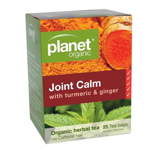 Joint Calm Organic Tea 25 Bags - Planet Organic