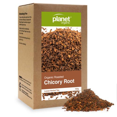Chicory Root Organic Loose Leaf Tea 100g - Planet Organic