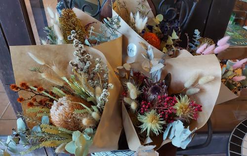 Flowers Everlasting Bunch