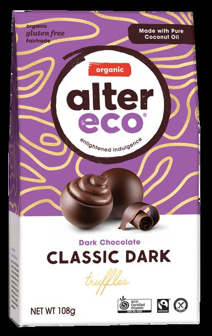 Truffles Classic Dark Organic 108g - Alter Eco
