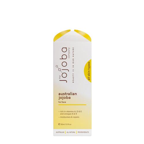 Australian Jojoba Oil For Face 30ml - The Jojoba Company