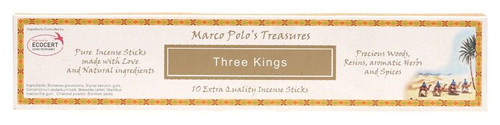 Incense Sticks 10  -Marco Polo's Treasures