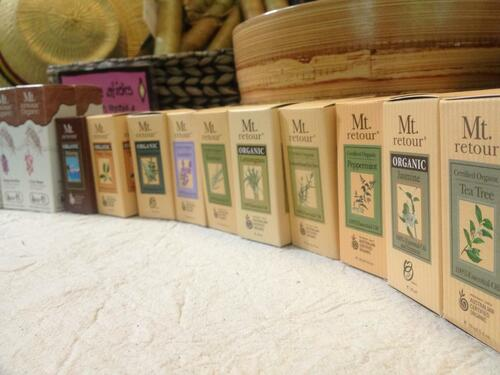 Essential Oil Peppermint Organic 10ml - Mt Retour