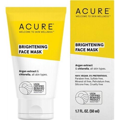 Facial Scrub Brightening 118ml - Acure