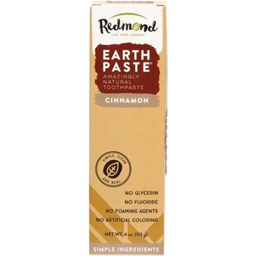 Toothpaste Cinnamon 113g - Redmond Earthpaste