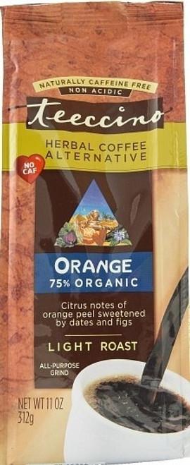 Herbal Coffee/Tea Orange Organic 312g All purpose Grind - Teeccino