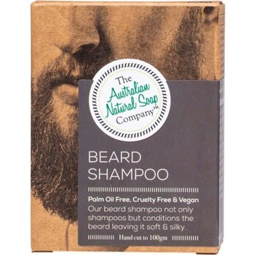 Beard Shampoo Bar 100g - The Australian Natural Soap Company