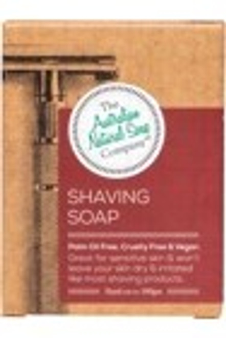 Shaving Soap Bar 100g - The Australian Natural Soap Company
