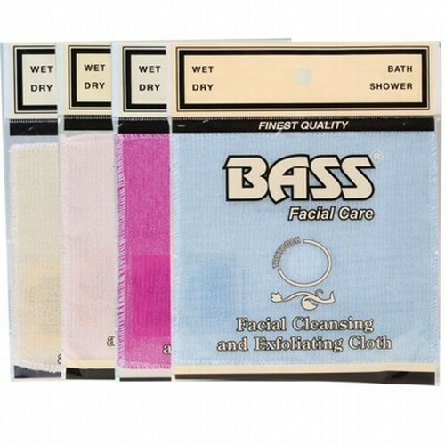 Exfoliating Facial Cloth - Bass Facial Care