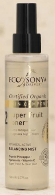Toner Super Fruit Face Toning Mist Organic 150ml - EbSD/Eco Tan