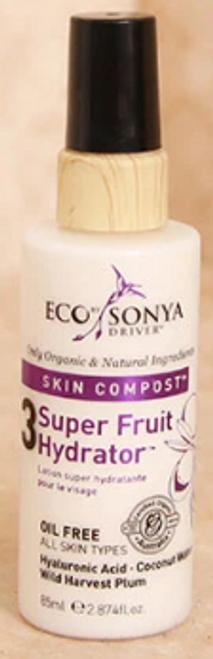 Moisturiser Super Fruit Hydrator Organic 85ml - EbSD/Eco Tan