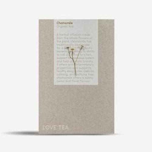 Chamomile Tea Loose Leaf  Organic 500g - Love Tea ORDER ONLY
