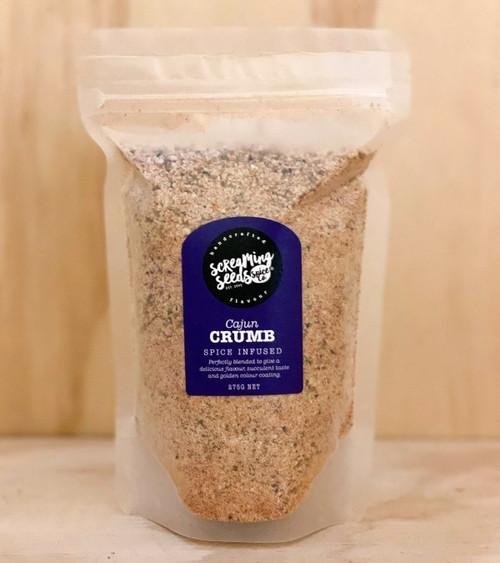 Krumbo Cajun Crumb Coating 275g - Screaming Seeds