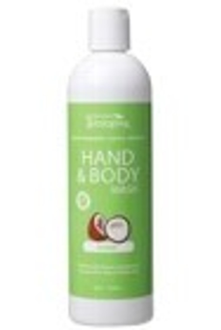 Hand & Body Wash Coconut 500ml - Biologika