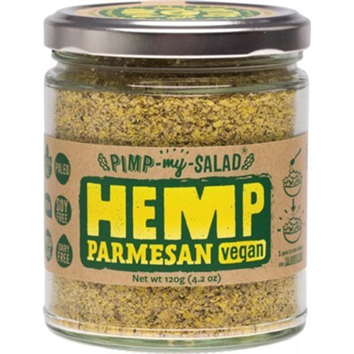 Pimp my Salad Hemp Parmesan Vegan 120g - Extraordinary Foods