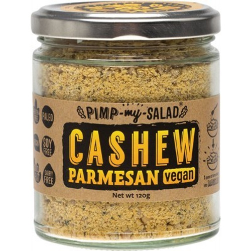 Pimp my Salad Cashew Parmesan Vegan 120g - Extraordinary Foods