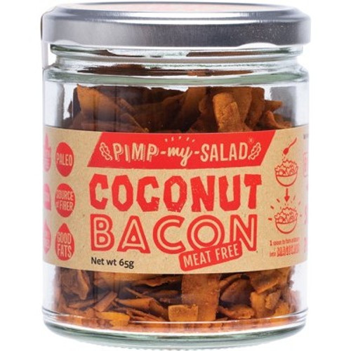 Pimp my Salad Coconut Bacon Vegan 65g - Extraordinary Foods
