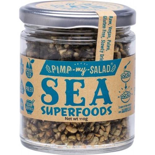 Pimp my Salad Sea Superfoods Sprinkles Vegan 110g - Extraordinary Foods