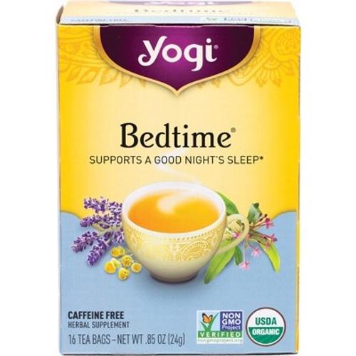 Bedtime Tea 16 Bags - Yogi Tea