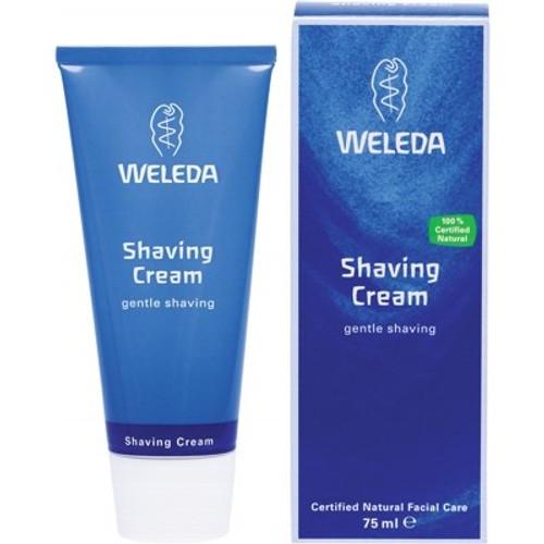 Shaving Cream Men Organic 75ml - Weleda