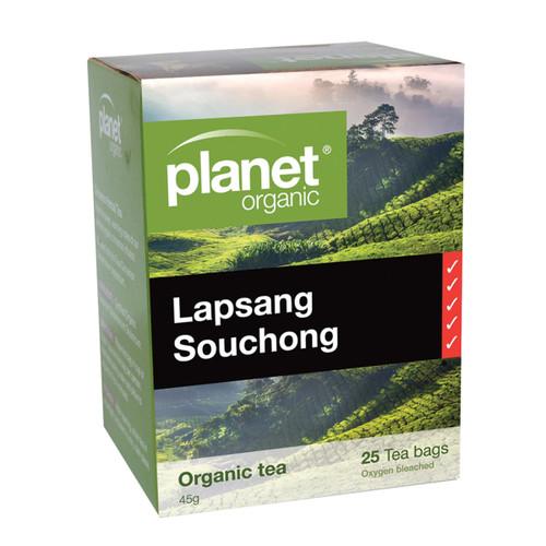 Lapsang Souchong Tea Organic 25 Bags - Planet Organic