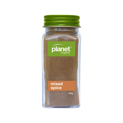 Mixed Spice Ground Shaker Organic 50g - Planet Organic
