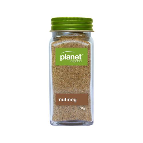 Nutmeg Ground Shaker Organic 45g - Planet Organic
