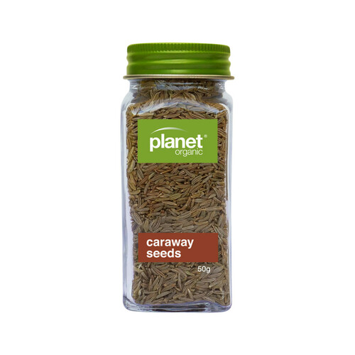 Caraway Seed Organic Shaker 50g - Planet Organic