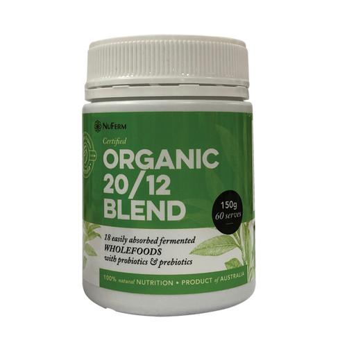 Organic 2012 Blend Powder - Nuferm (Nattrition)