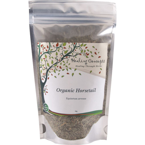 Horsetail Tea Loose Leaf Organic 50g - Healing Concepts