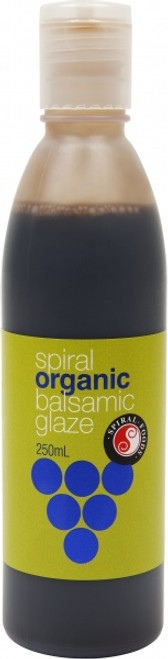 Balsamic Glaze Organic 250ml - Spiral