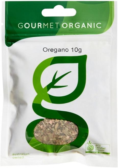 Oregano Organic 10g - Gourmet Organics