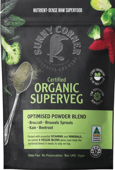 Superveg Powder 300g - Sunny Corner Farms