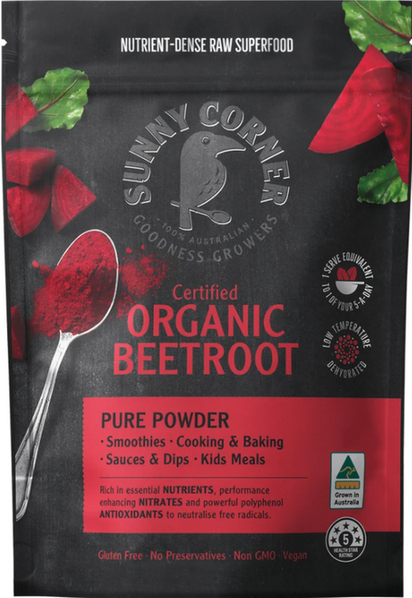 Beetroot Powder 150g - Sunny Corner Farms